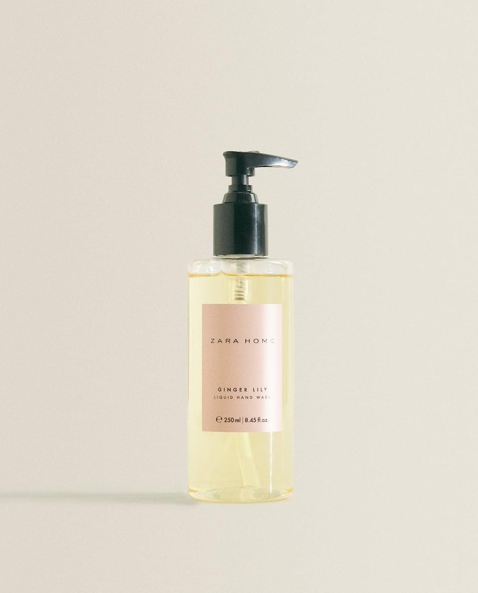 GINGER LILY LIQUID HAND SOAP (8.45oz)