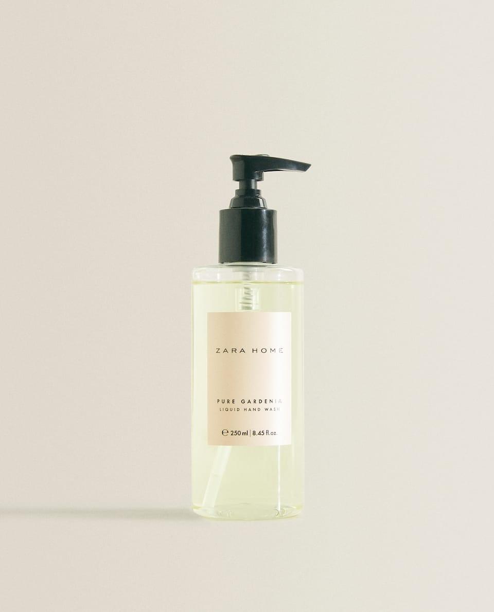 PURE GARDENIA LIQUID HAND SOAP (8.45oz)