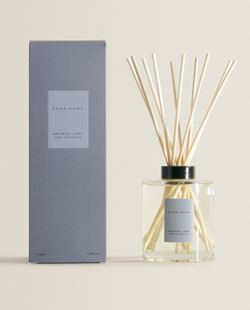(500 ML) DEODORANTE PER AMBIENTI IN STICKS ORIENTAL LIGHT