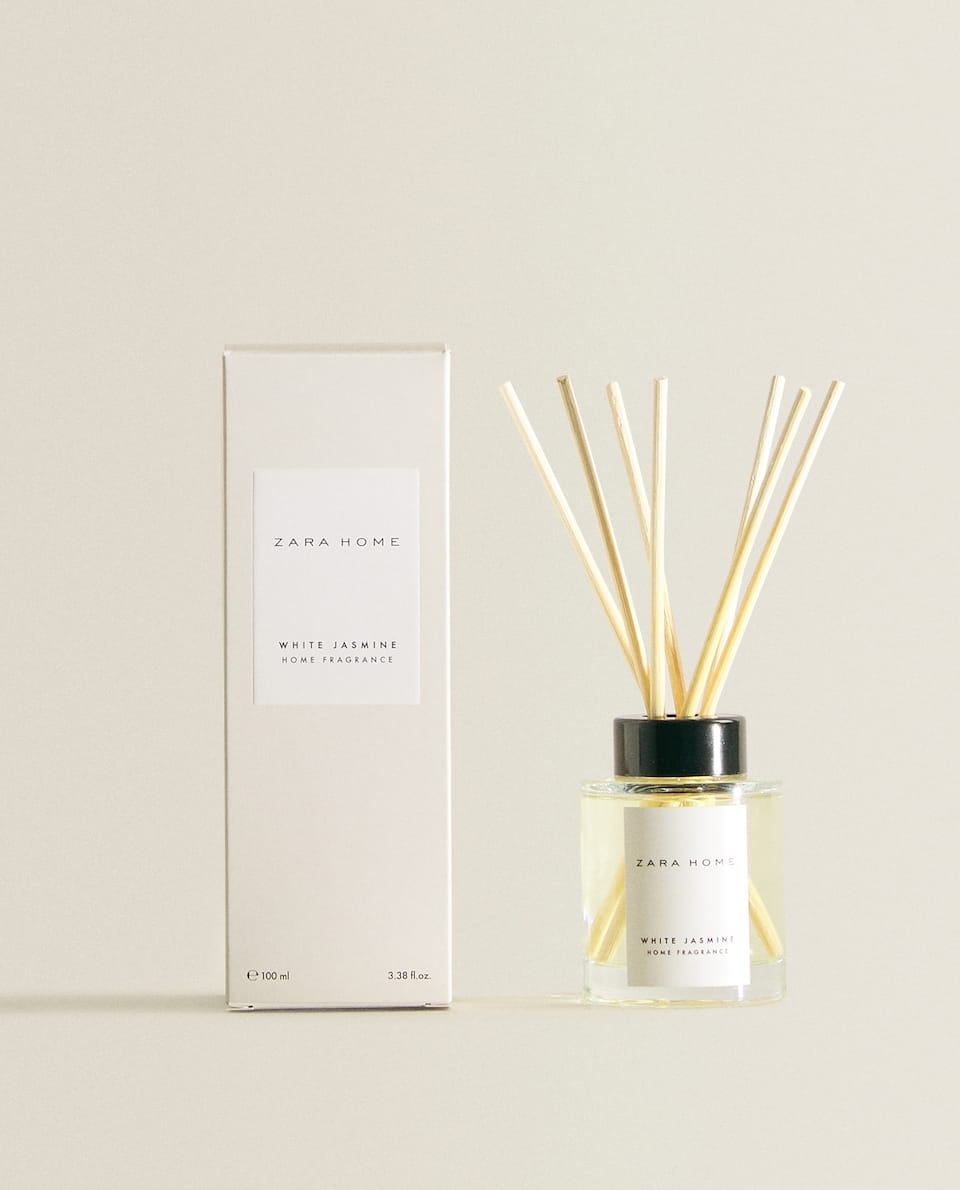 DIFFUSOR-STICKS WHITE JASMINE (100 ML)
