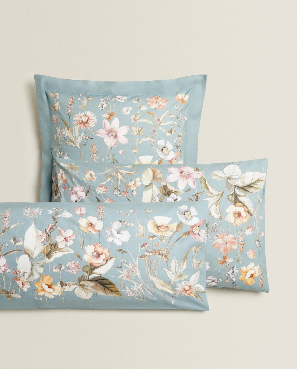 WILDFLOWERS PILLOWCASE