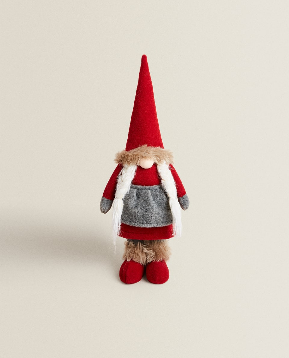 MEDIUM CHRISTMAS GNOME