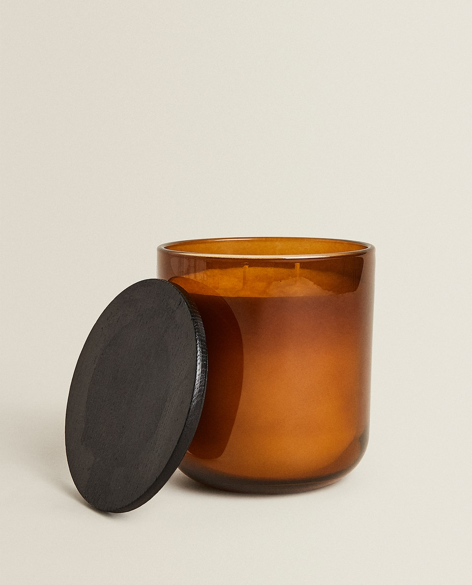 PALO SANTO SCENTED CANDLE (500 G)