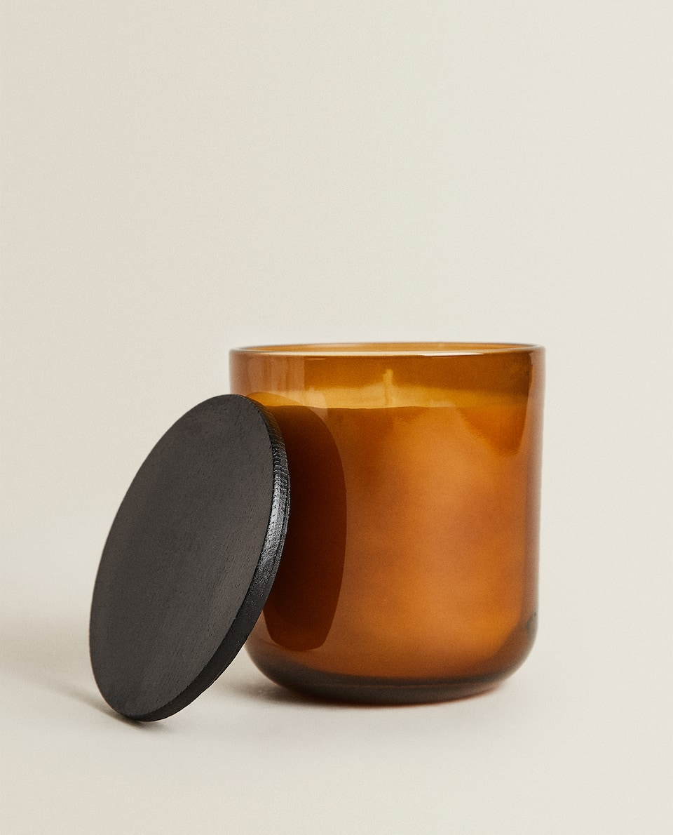 (500 G) POETIC MIND SCENTED CANDLE