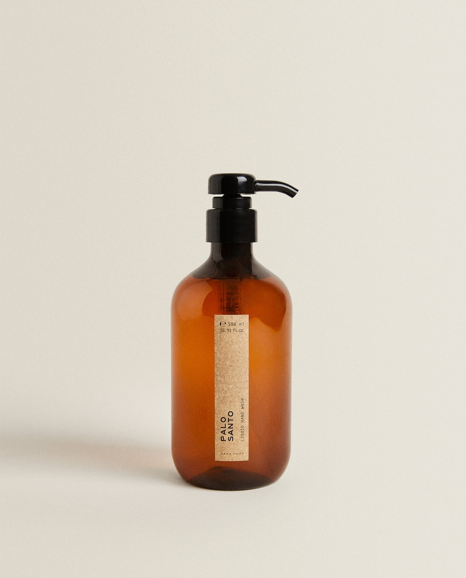 PALO SANTO LIQUID HAND SOAP (500 ML)