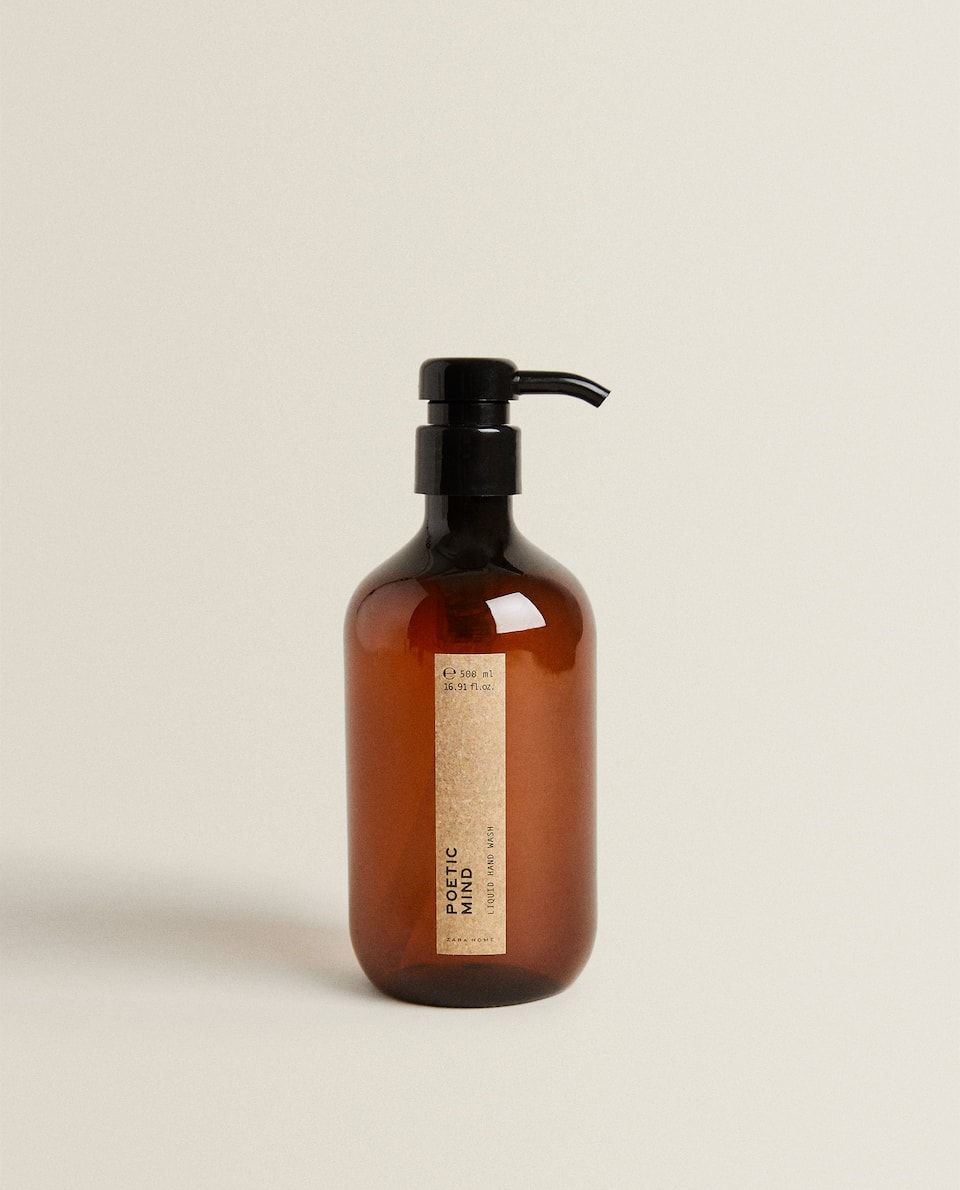 POETIC MIND LIQUID HAND SOAP (500 ML)