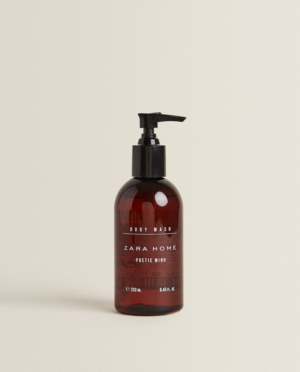 (250 ML) POETIC MIND LIQUID BODY SOAP