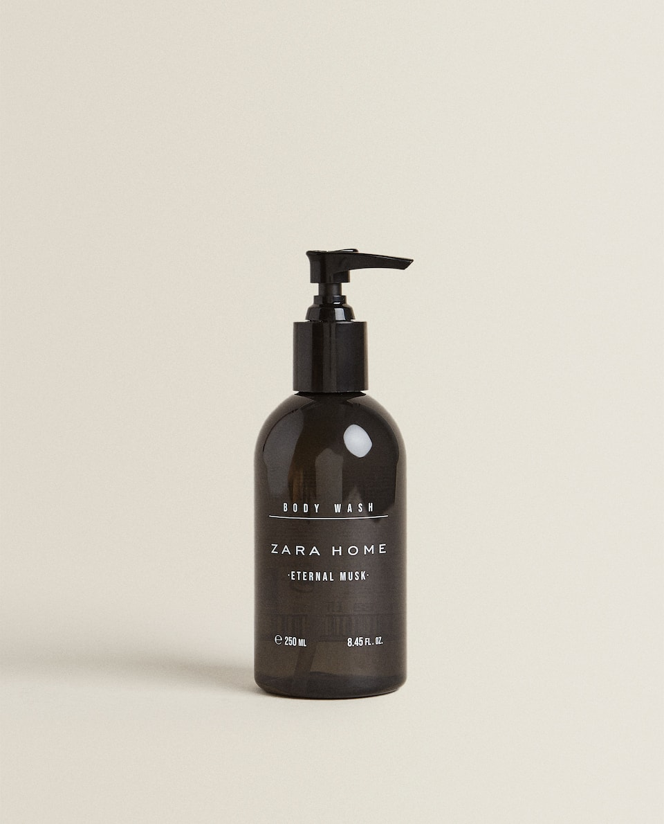 (250 ML) ETERNAL MUSK LIQUID BODY SOAP