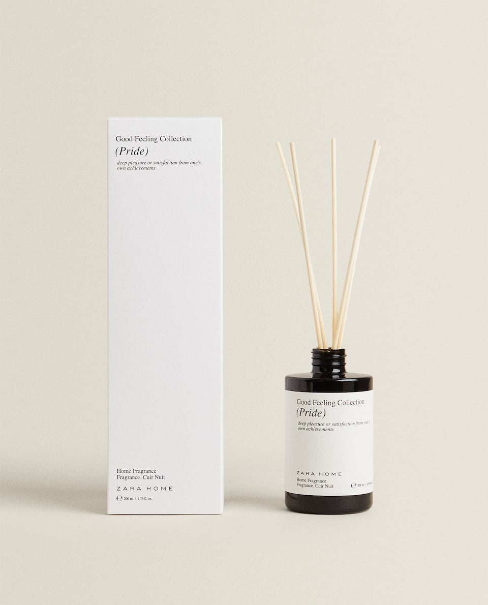 CUIR NUIT REED DIFFUSER (200 ML)