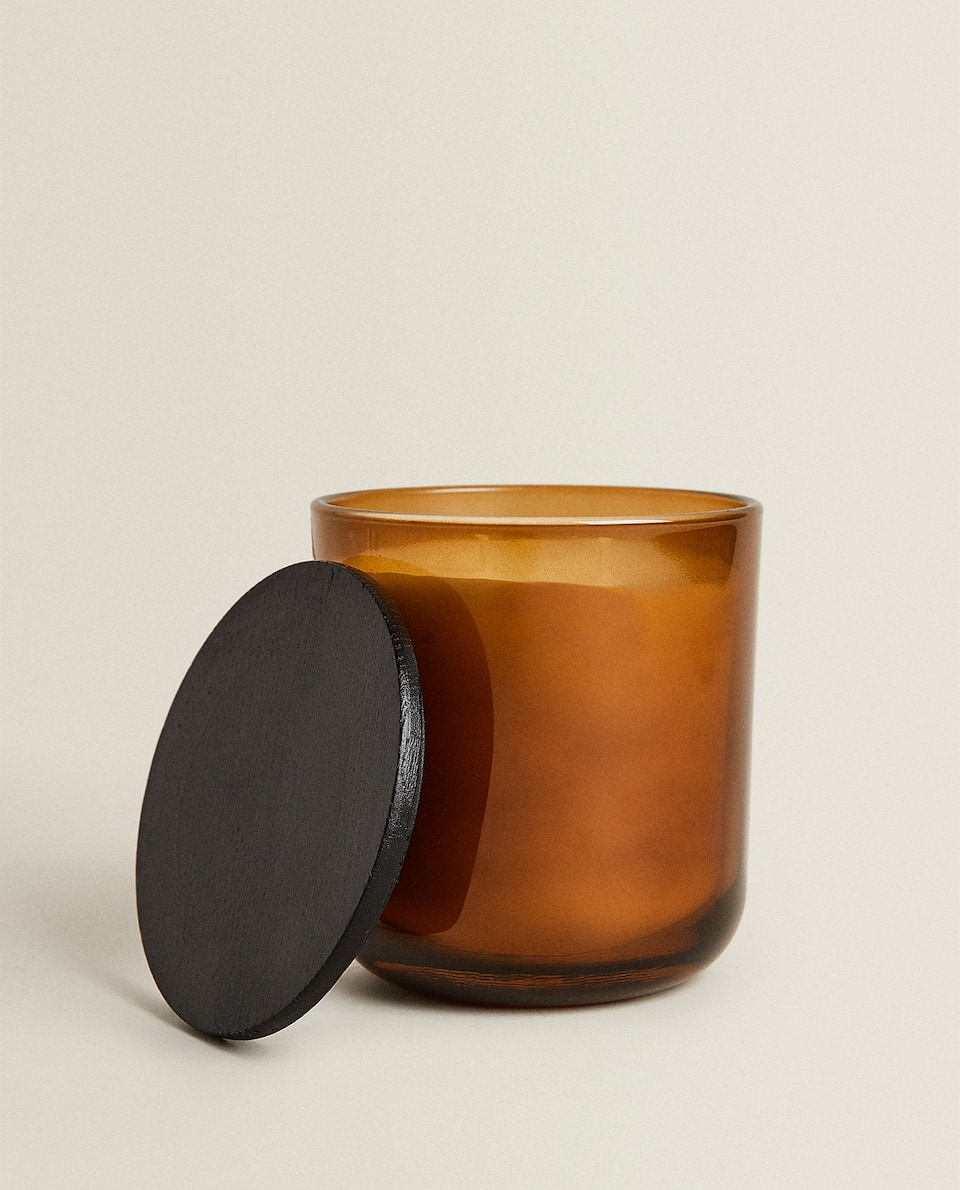 (500 G) ETERNAL MUSK SCENTED CANDLE