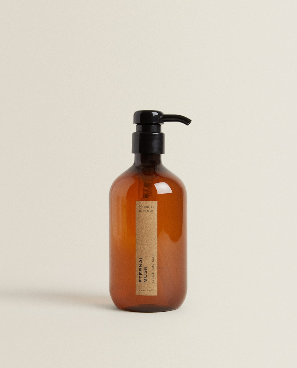 ETERNAL MUSK LIQUID HAND SOAP (500 ML)