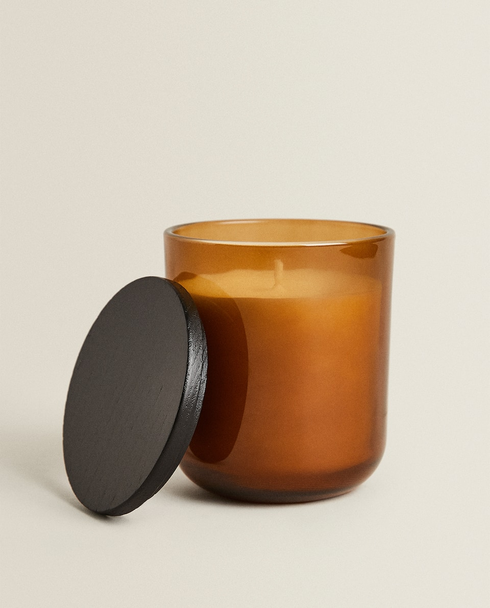 (200 G) POETIC MIND SCENTED CANDLE