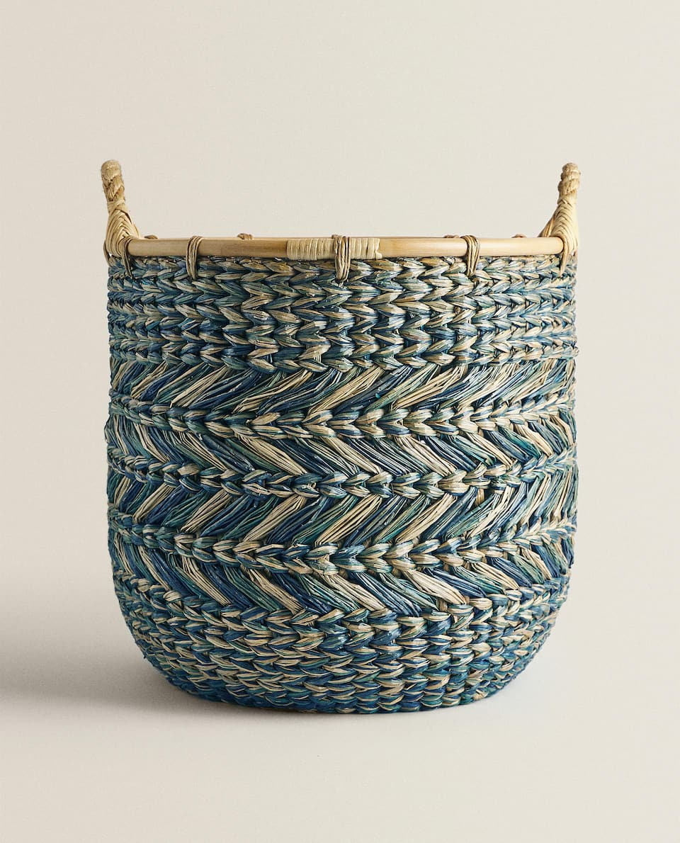 BLUEISH LIMITED EDITION BASKET