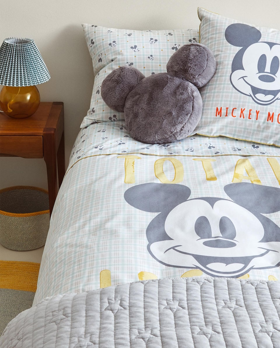 MICKEY PRINT DUVET COVER