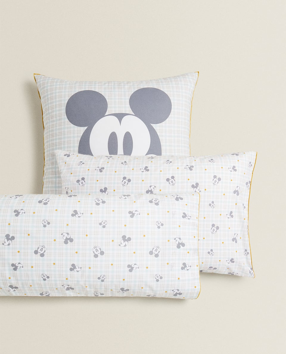 MICKEY PRINT PILLOWCASE