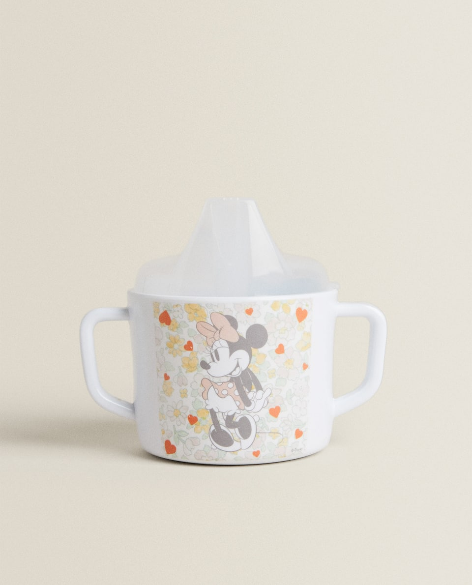 MINNIE MOUSE TUMBLER WITH SPOUT