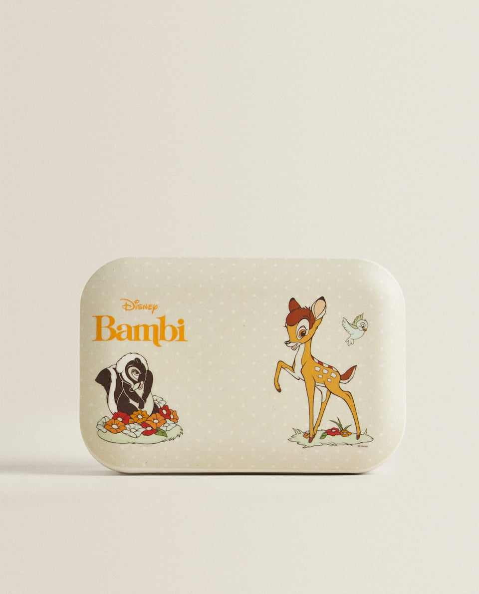 BAMBI DESIGN BAMBOO LUNCH BOX