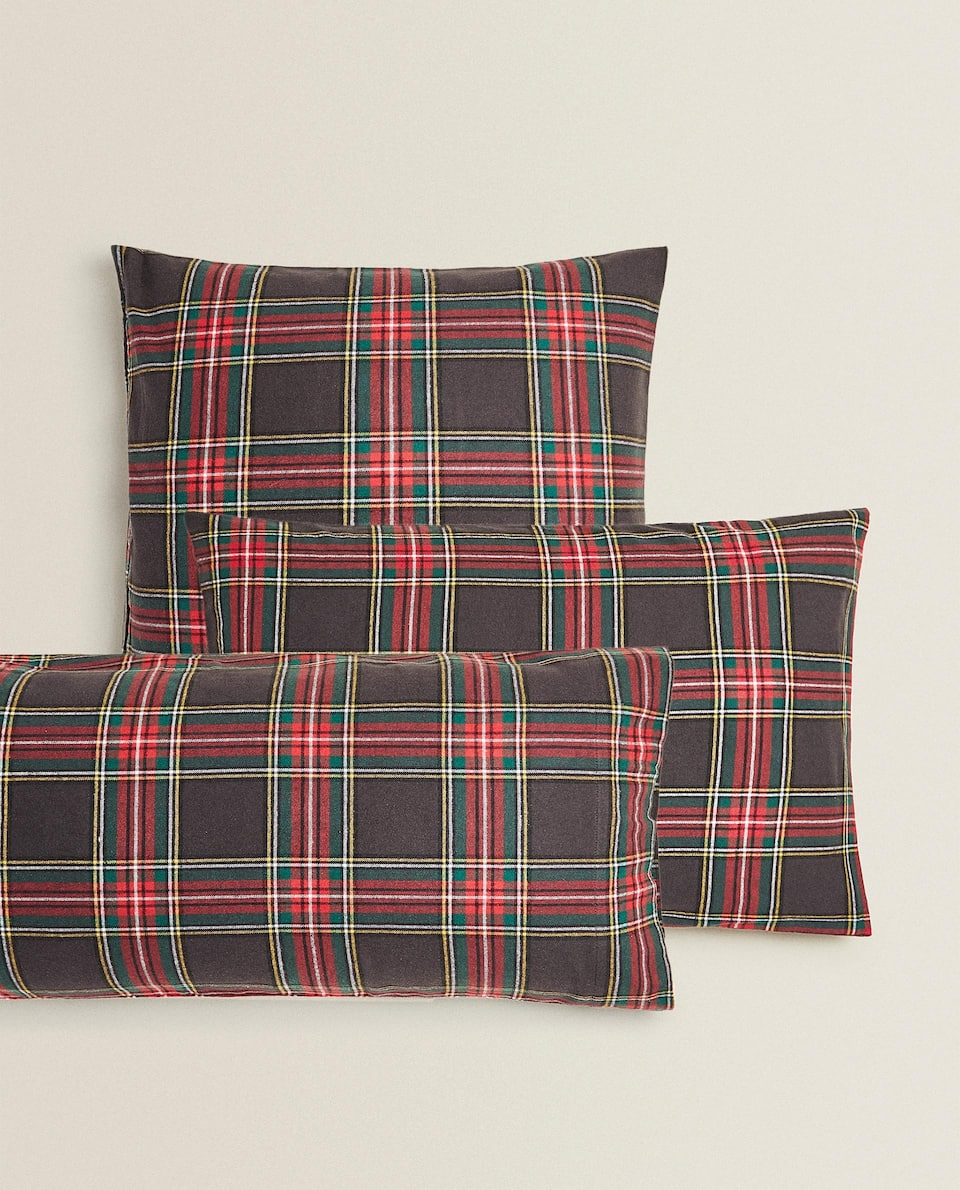 FLANNEL PILLOWCASES
