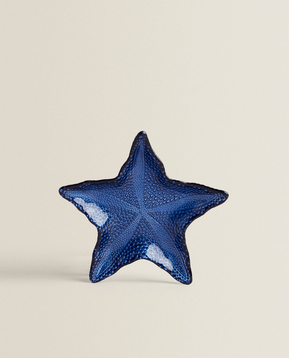 SMALL STARFISH PLATE