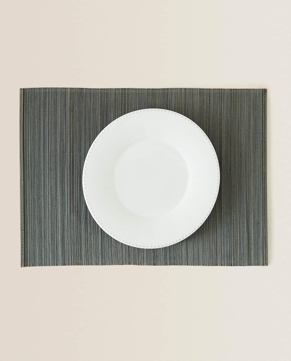 مفرش مائدة من الخيزران (مجموعة من 2)