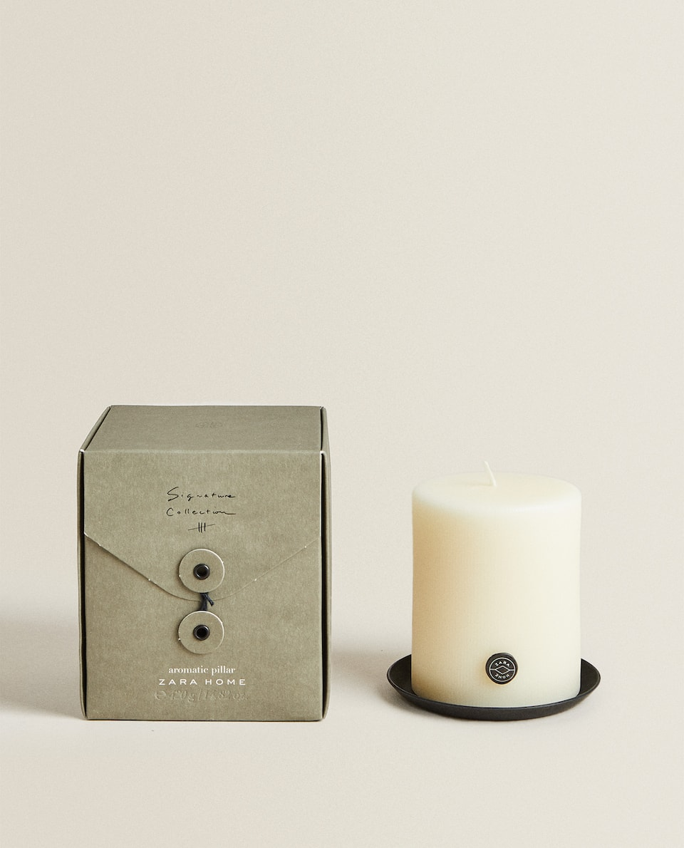 SIGNATURE COLLECTION III SCENTED CANDLE