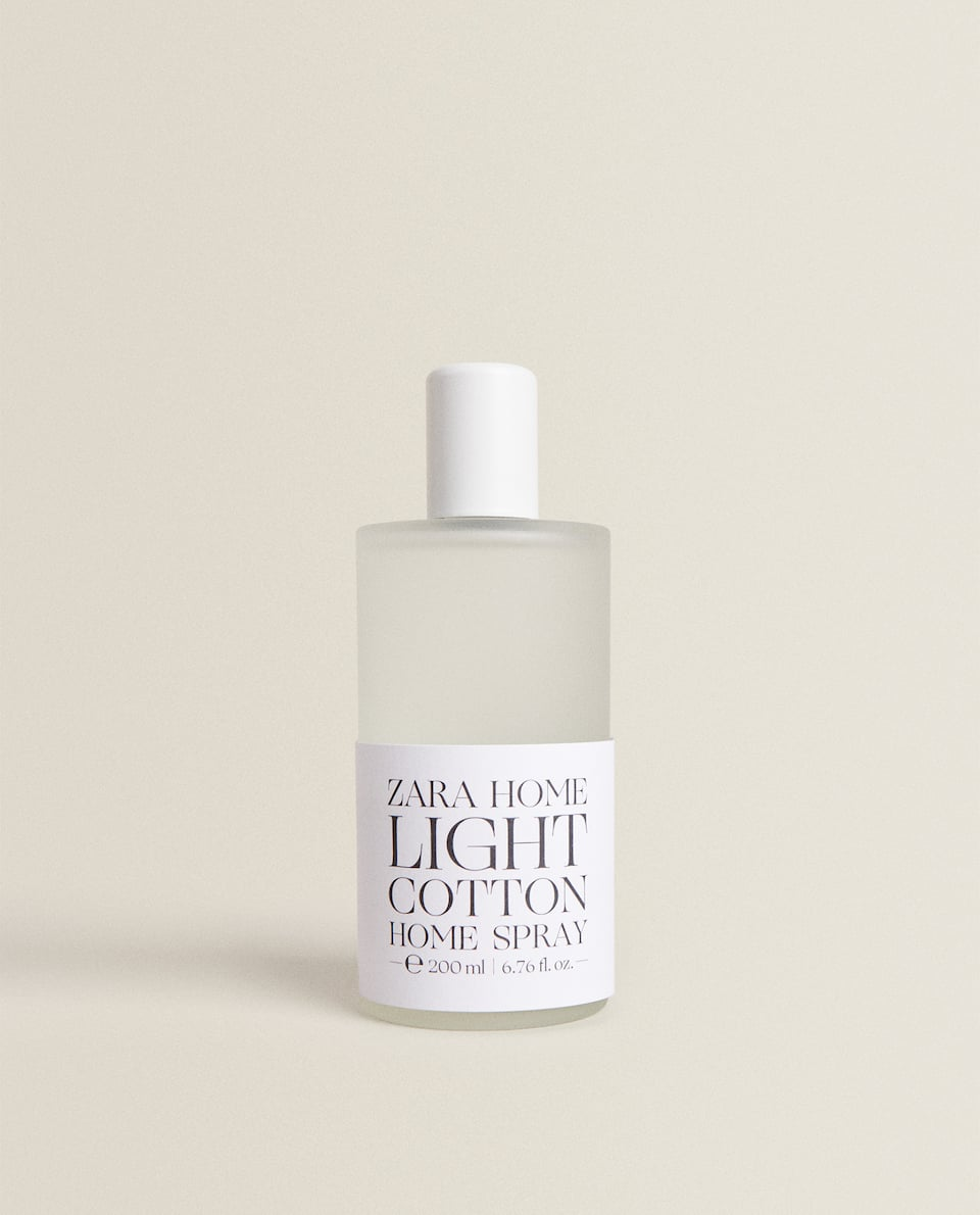 (200 ML) DIFUSOR EN SPRAY LIGHT COTTON