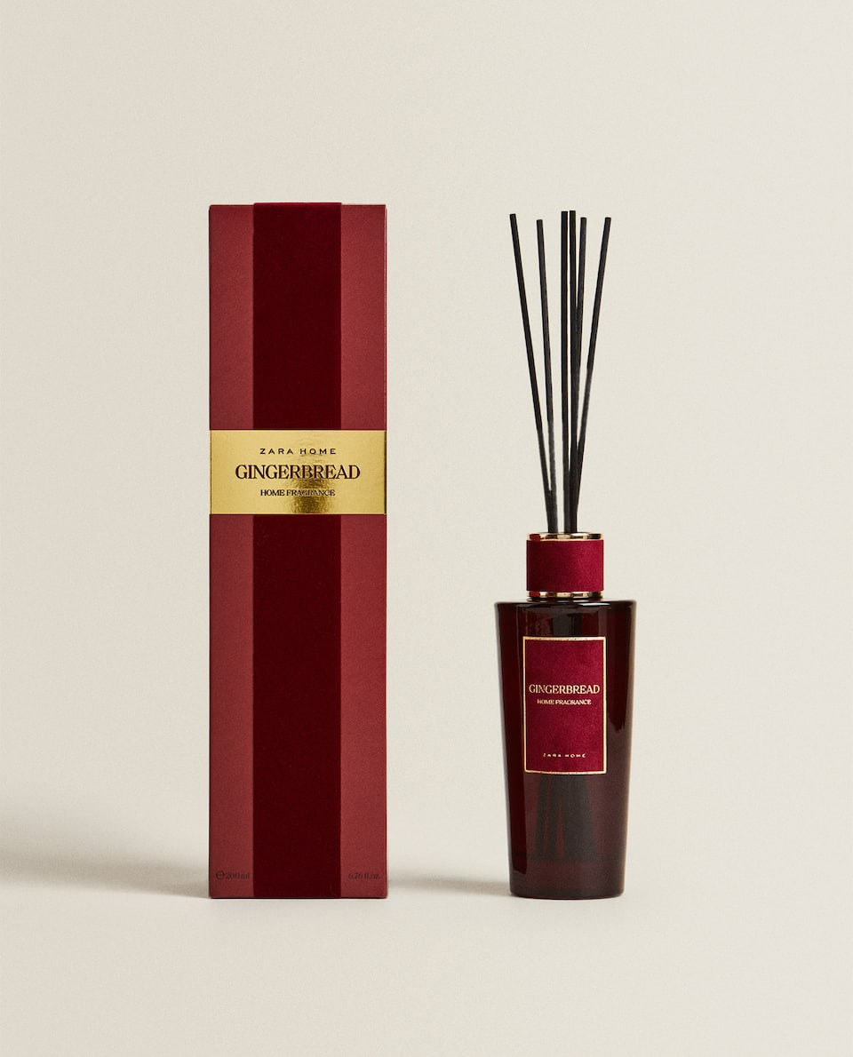GINGERBREAD REED DIFFUSER (200 ML)