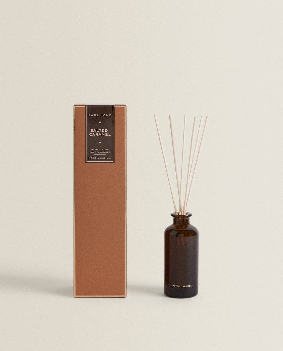 (100 ML) SALTED CARAMEL REED DIFFUSERS