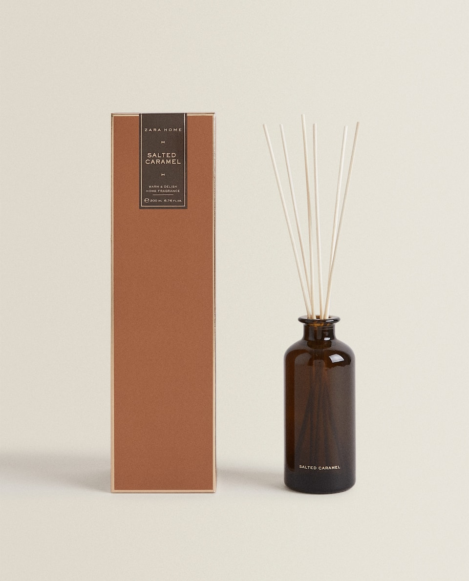 (200 ML) SALTED CARAMEL REED DIFFUSERS