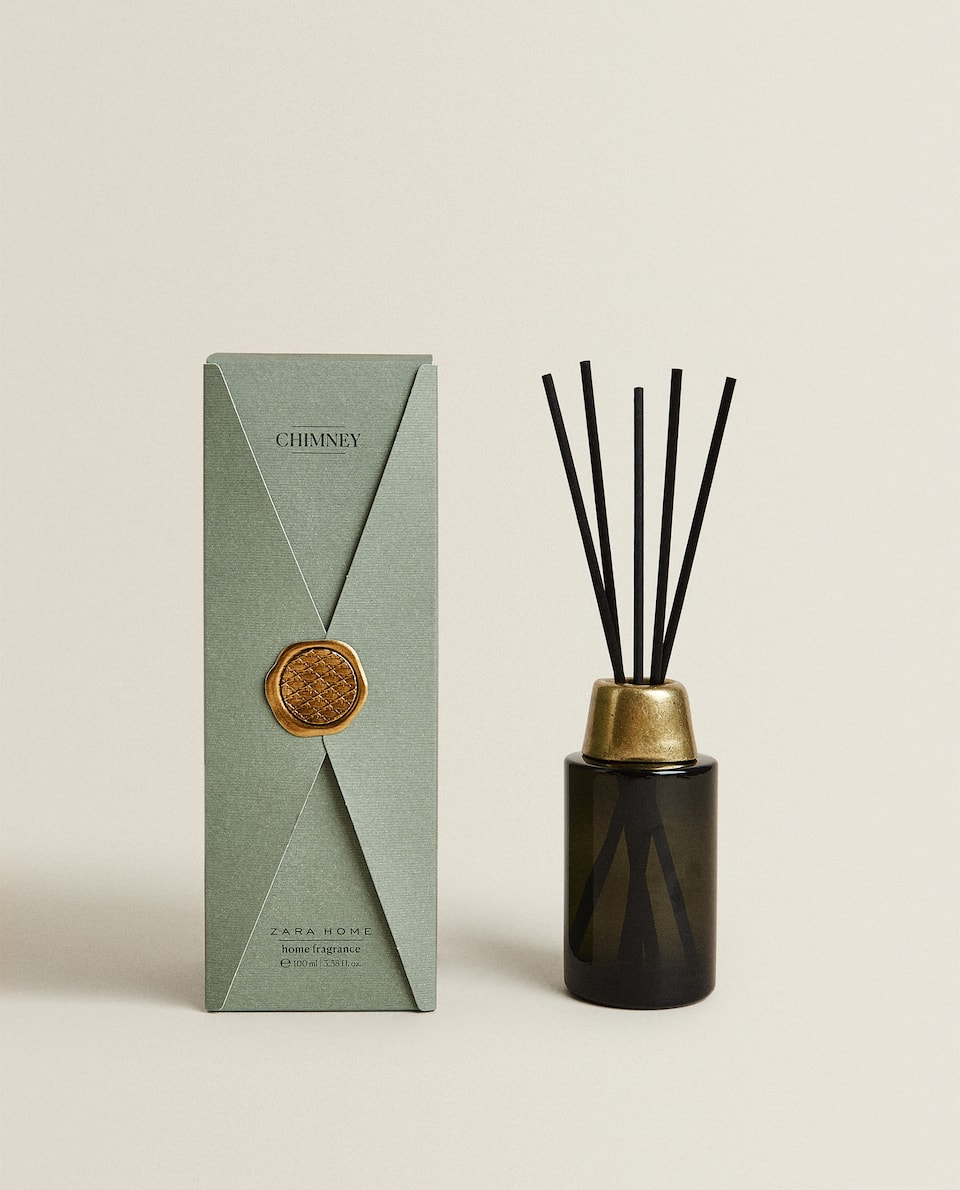 CHIMNEY REED DIFFUSER (100 ML)