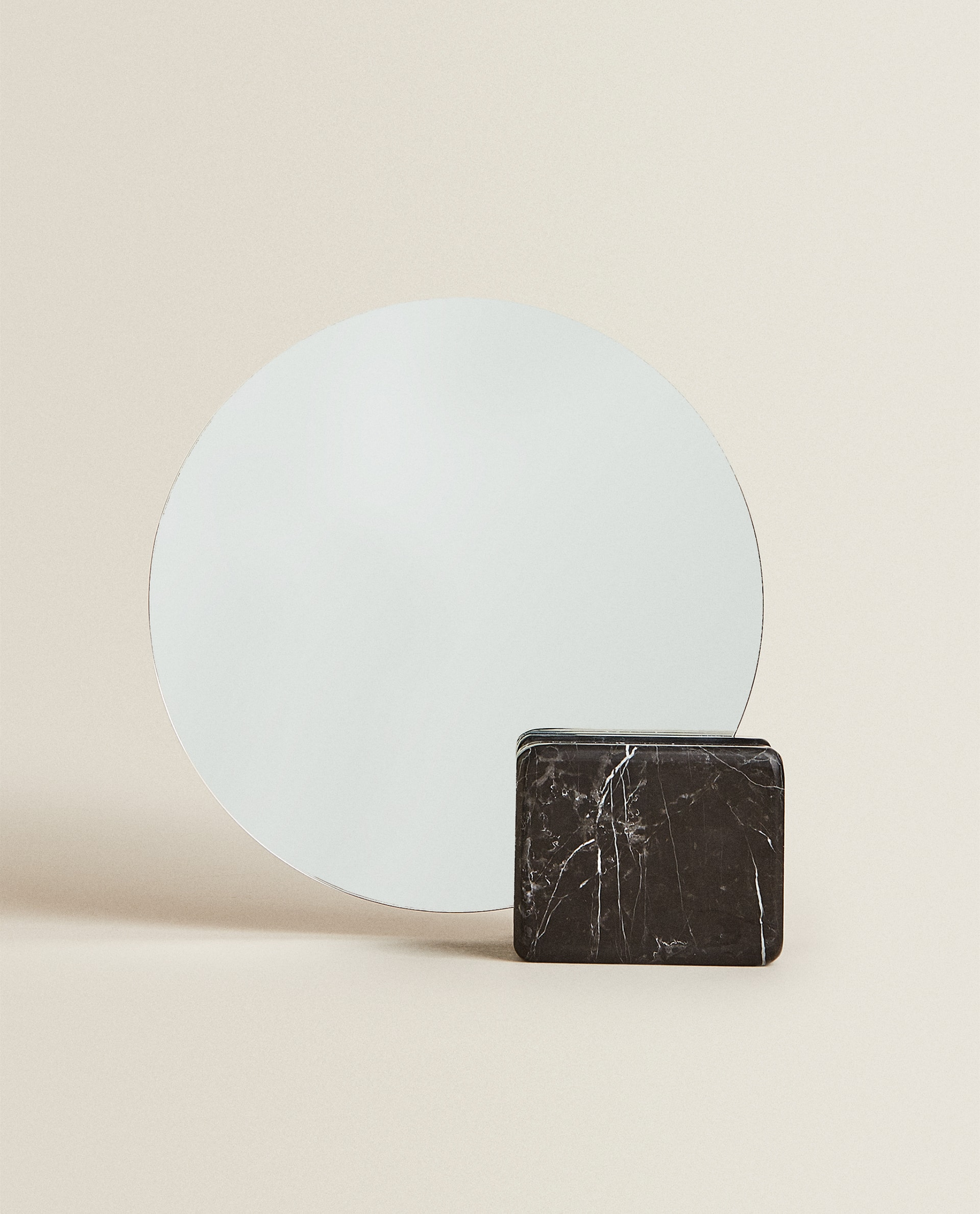 Mirror With Marble Base Bathroom Sets And Accessories Bathroom Zara Home Monaco