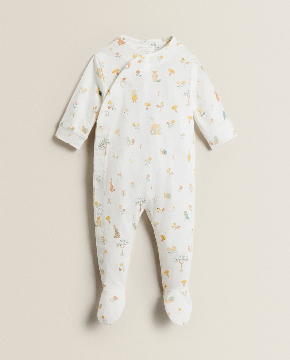 LITTLE ANIMALS ROMPER