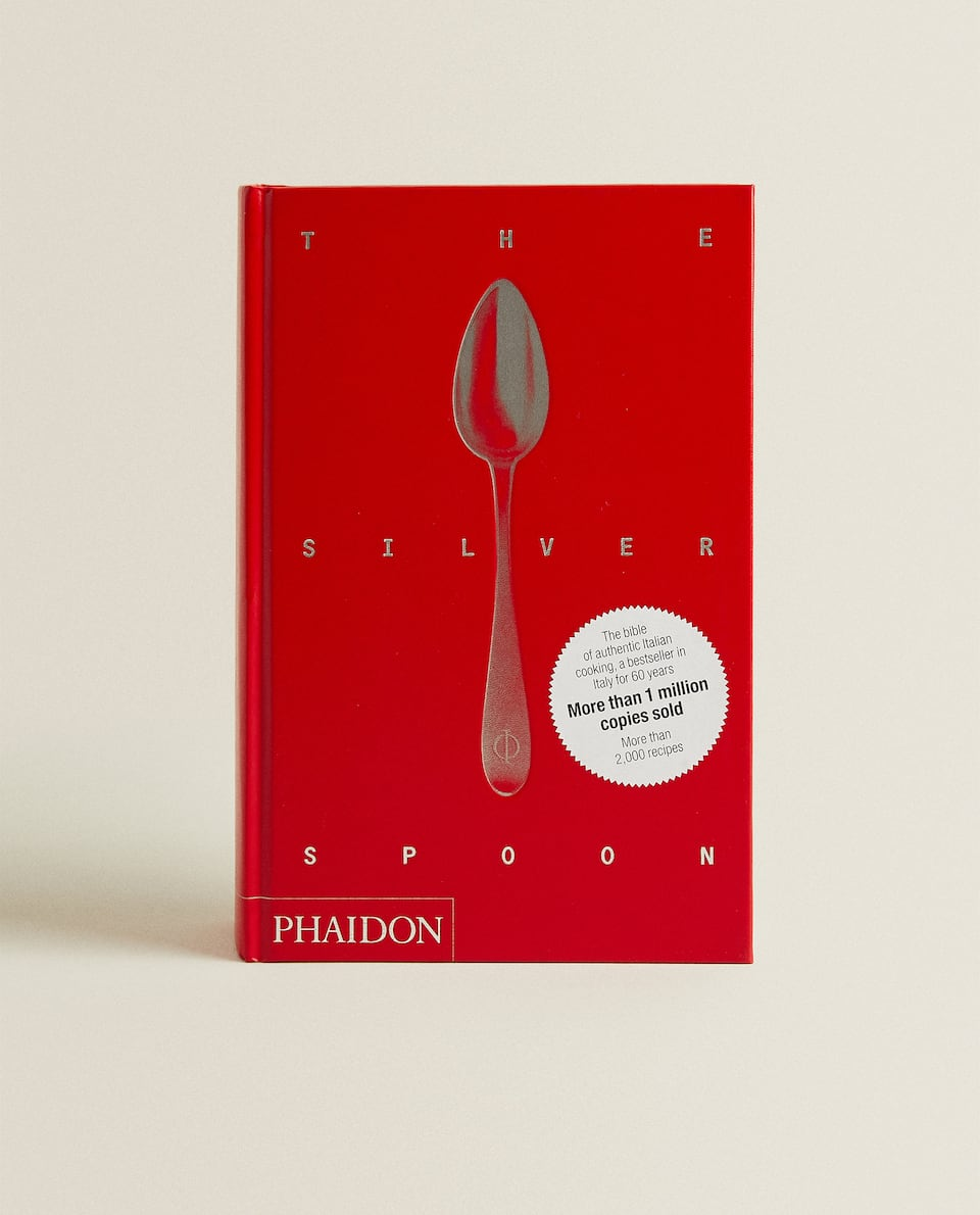 THE SILVER SPOON COOKBOOK PUBLISHED BY PHAIDON