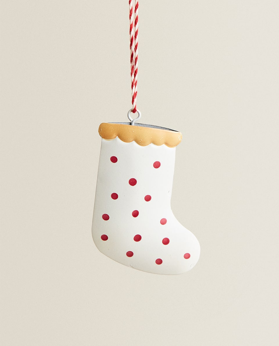 CHRISTMAS SOCKS DECORATION