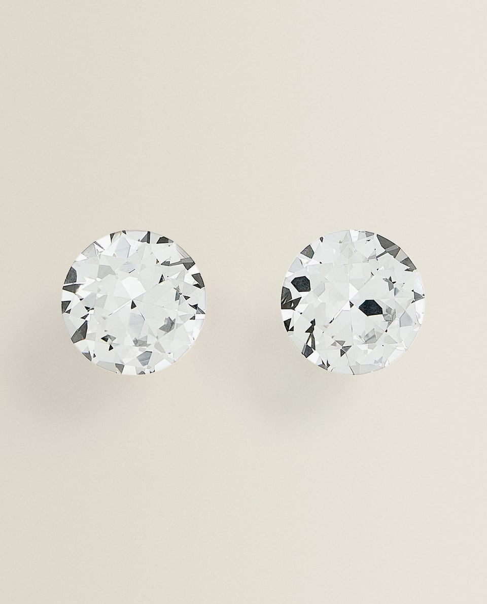 CRYSTAL DOOR KNOB (PACK OF 2)