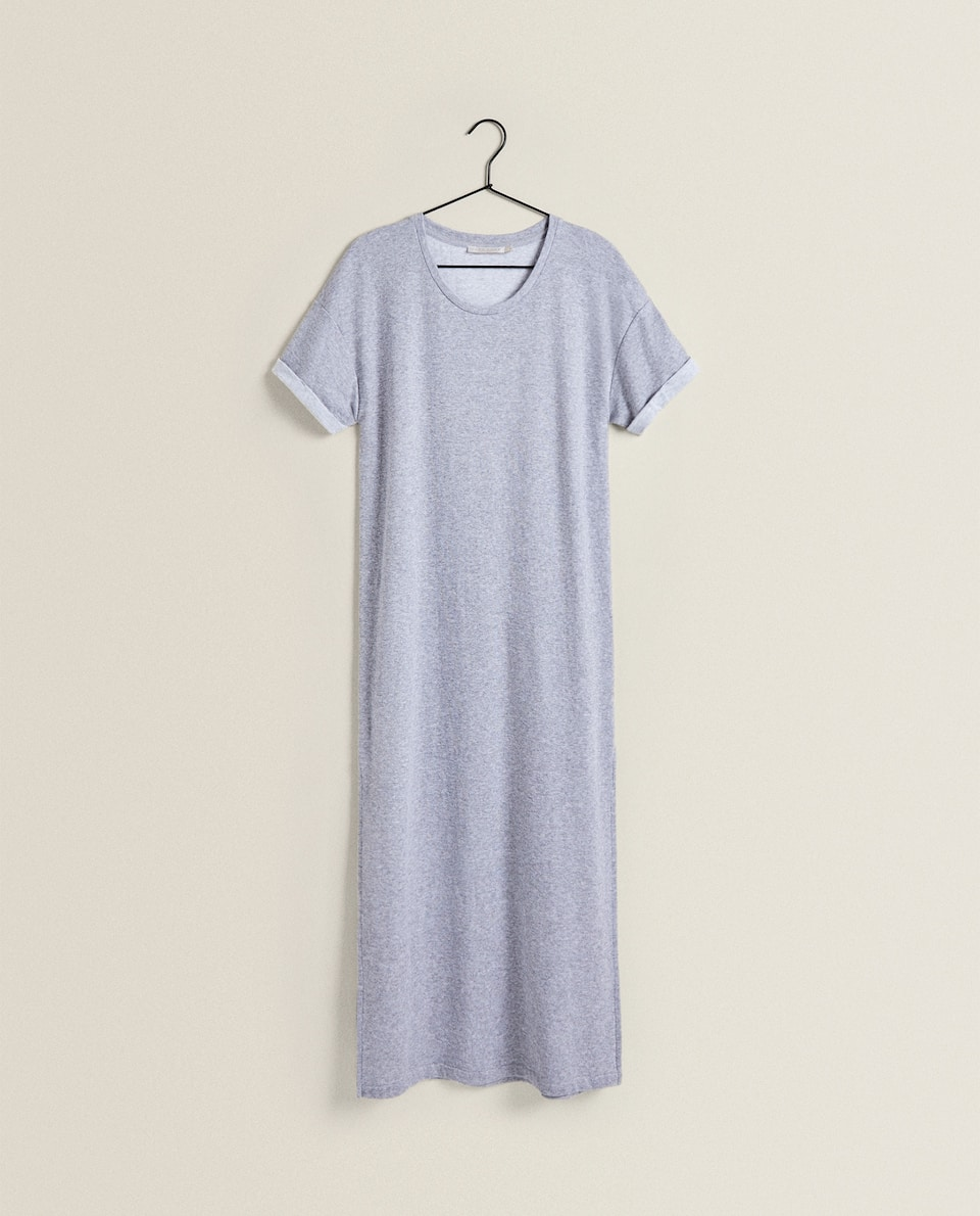LONG COTTON DRESS