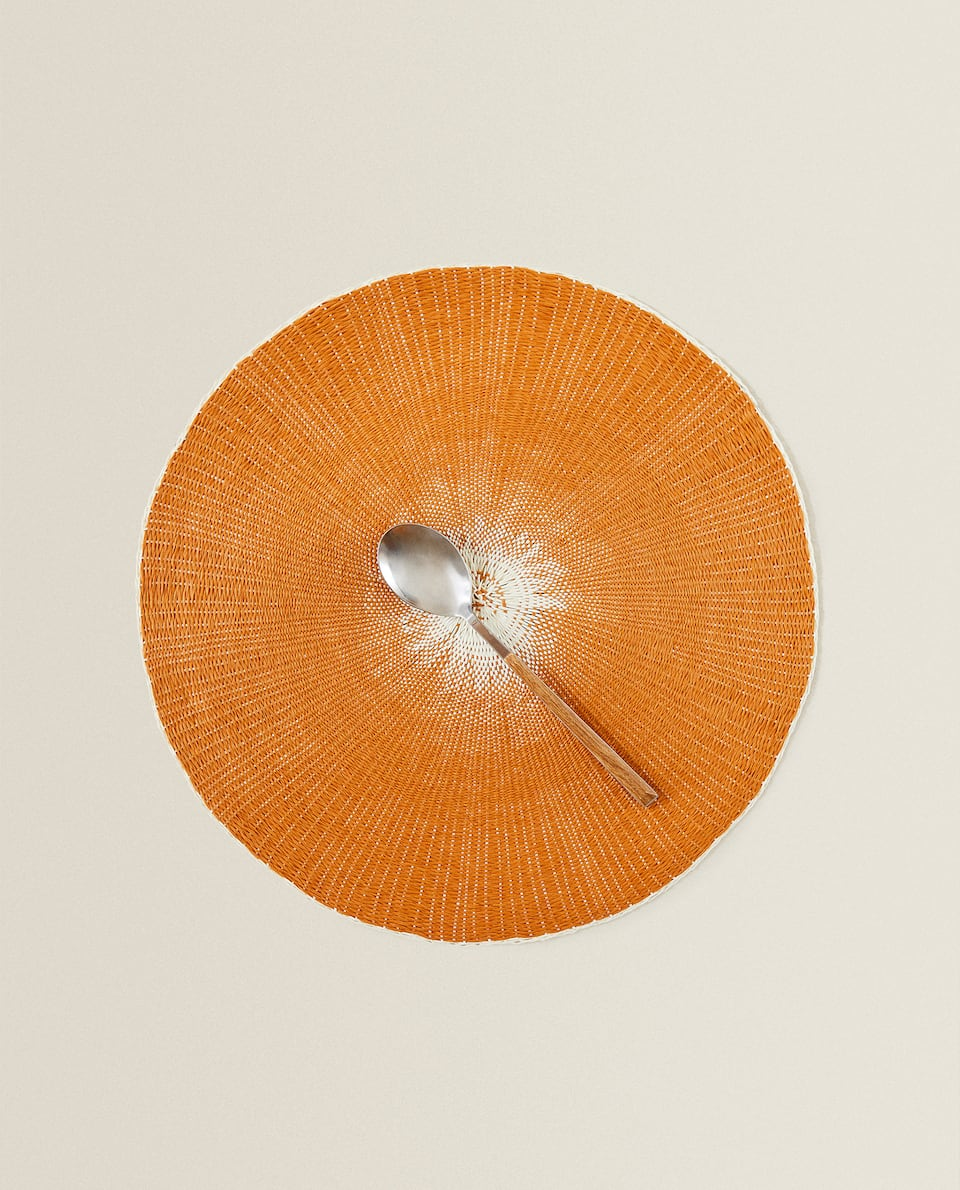 ROUND PLACEMAT (PACK OF 2)