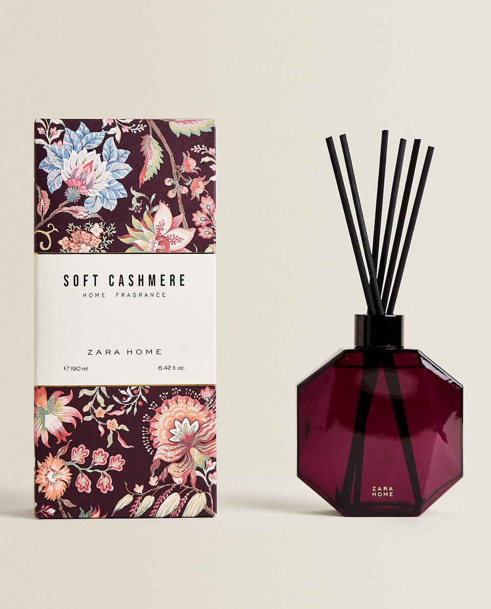 SOFT CASHMERE REED DIFFUSER (190 ML)
