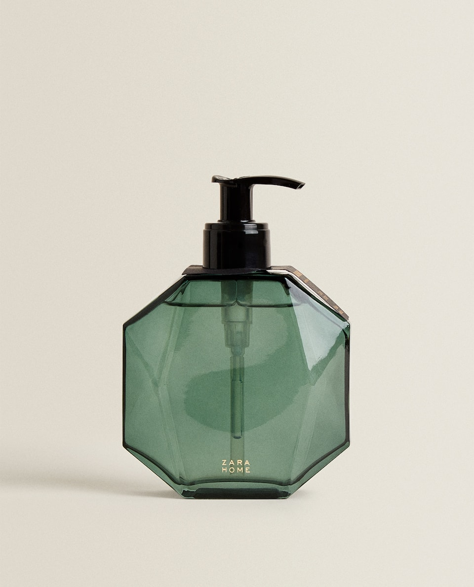 AQUA BERGAMOT LIQUID HAND SOAP (190 ML)