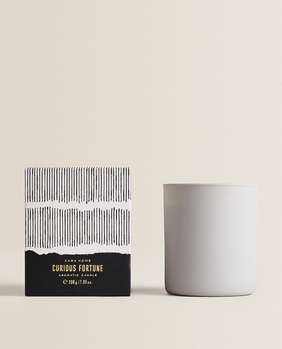 (200 G) CURIOUS FORTUNE CANDLE