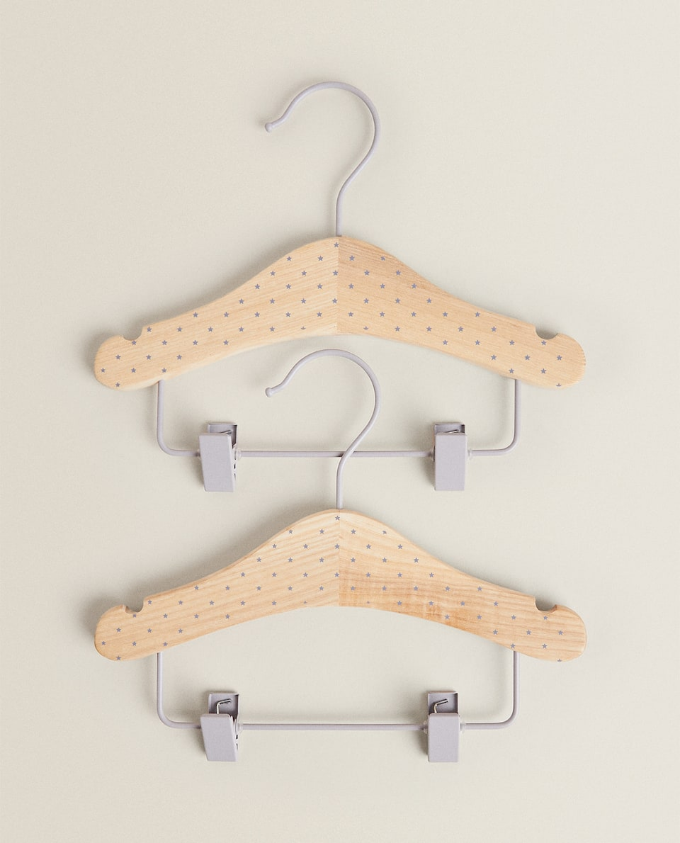 STAR SKIRT HANGER (SET OF 2)