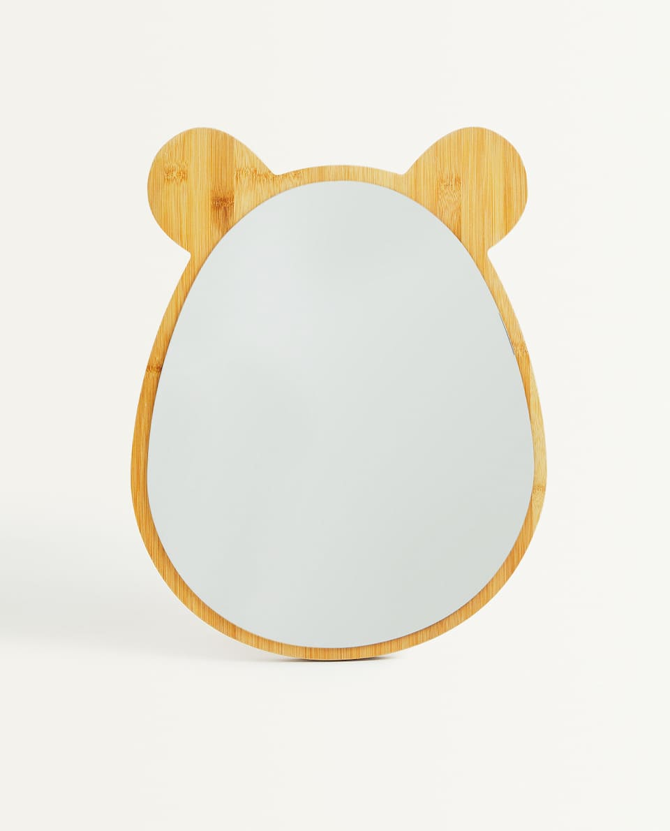 MIRROR WITH EARS