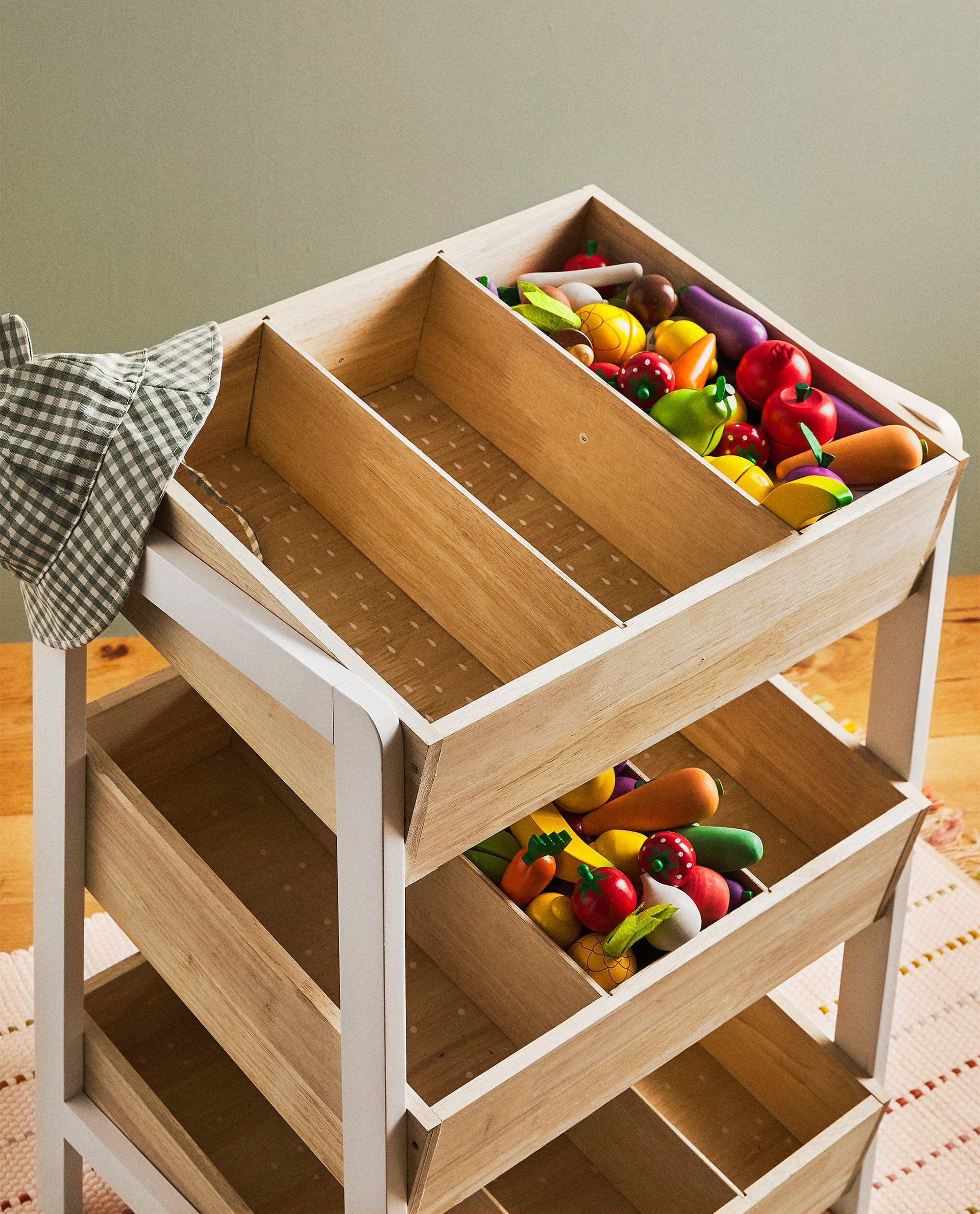 Muebles para ordenar juguetes