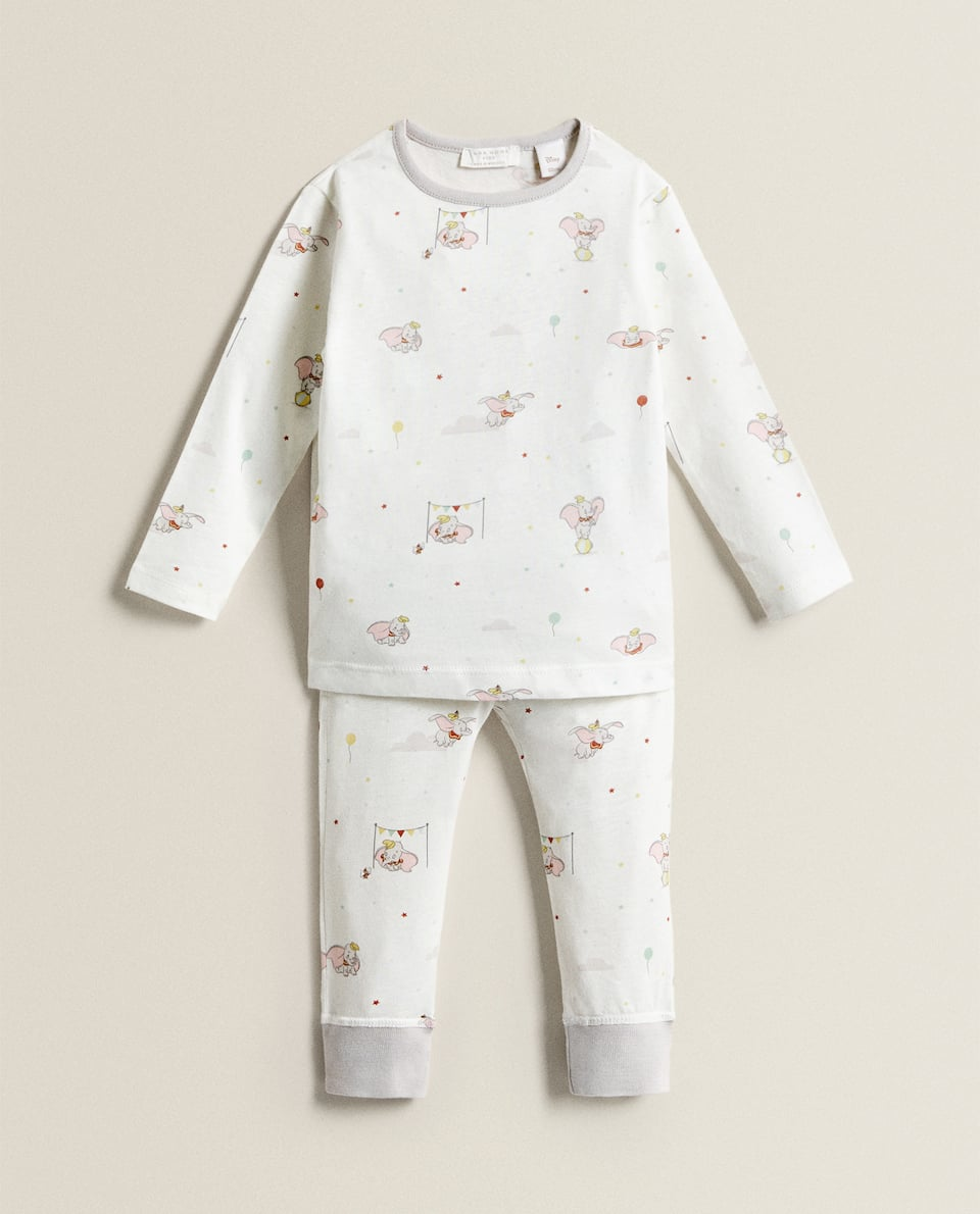 DUMBO COTTON PAJAMAS