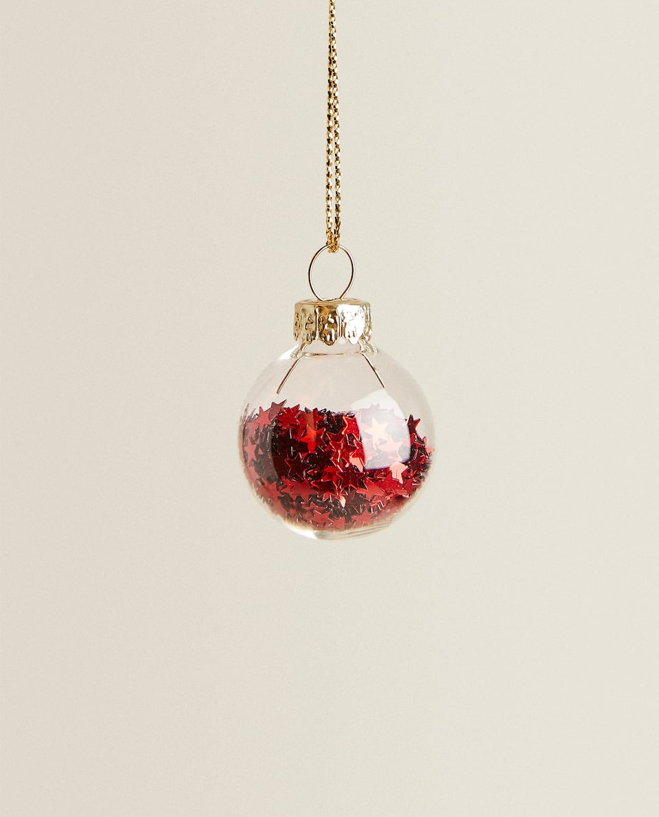 PACK OF 16 CHRISTMAS BAUBLES