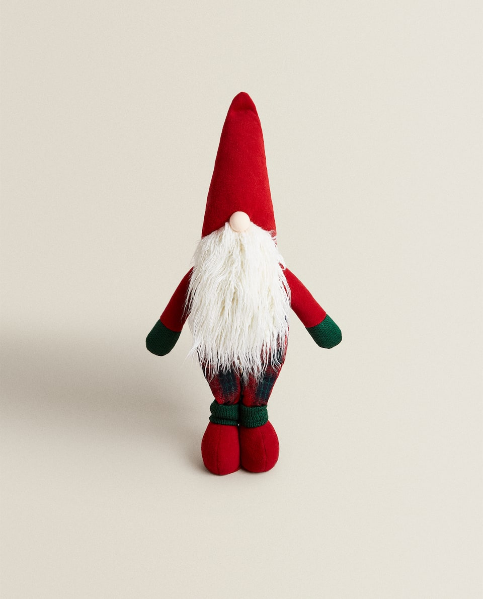 LARGE CHRISTMAS GNOME