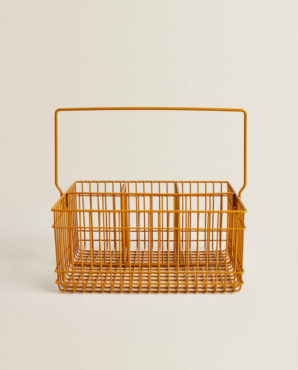 METAL BASKET/ORGANISER