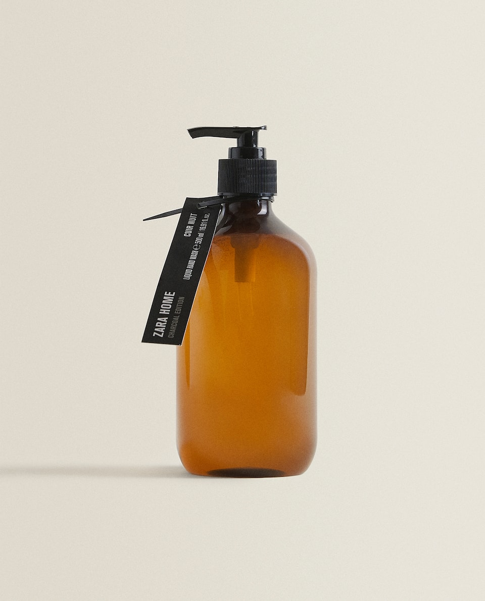 CUIR NUIT LIQUID HAND SOAP (500 ML)