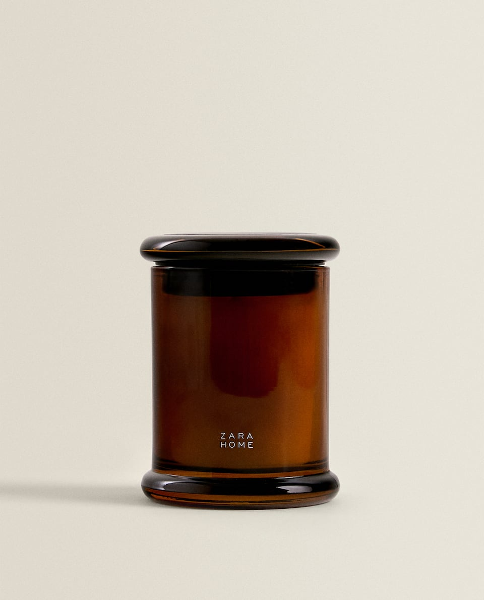(160 G) POETIC MIND SCENTED CANDLE