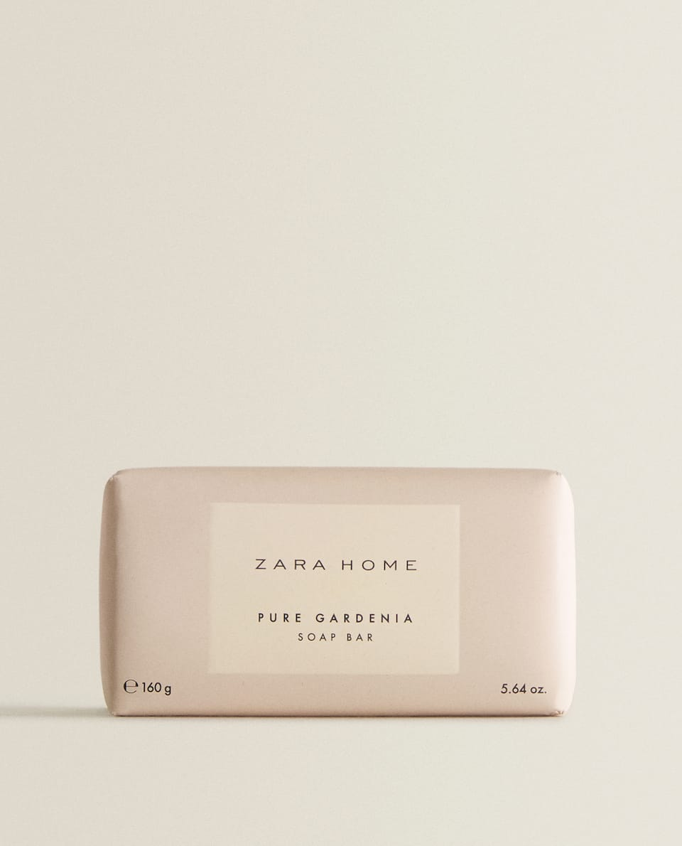 PURE GARDENIA SOAP BAR